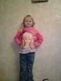 Однофамилец Соколова - девочка 6 лет